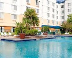 Orlando-Lodging vacation-Courtyard by Marriott at Marriott Village Lake Buena Vista-Standard Room Accommodations