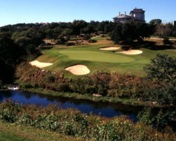 Golf Vacation Package - Omni Barton Creek Golf Resort - Crenshaw Cliffside Course