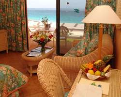 Bermuda Islands-Lodging outing-Coco Reef Beach Resort-Beach Front Room Double Occupancy