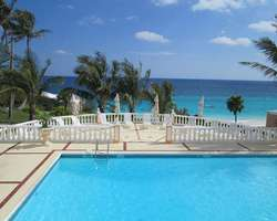 Bermuda Islands-Lodging travel-Coco Reef Beach Resort-Beach Front Room Double Occupancy