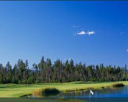 Central Oregon-Golf excursion-Sunriver Resort - Crosswater Course