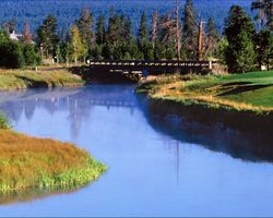Central Oregon- GOLF expedition-Sunriver Resort - Crosswater Course-Daily Rate