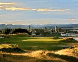 Golf Vacation Package - St. Andrews Links - Castle Course