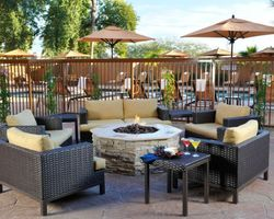 Phoenix Scottsdale- LODGING trek-Courtyard North Scottsdale