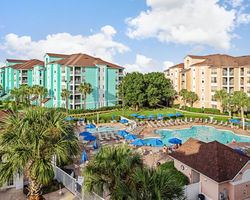 Orlando- LODGING weekend-Grande Villas Resort-1 Bedroom Villa