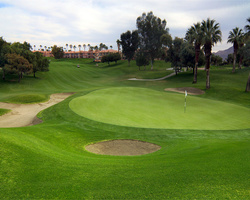 Palm Springs-Golf travel-Desert Springs - Valley Course-Daily Rate