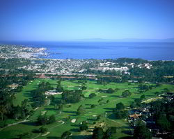 Monterey- GOLF excursion-Del Monte Golf Course