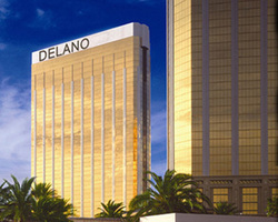 Las Vegas-Lodging vacation-Delano Las Vegas