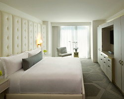 Las Vegas- LODGING outing-Delano Las Vegas-Suite King or Queen
