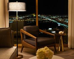 Las Vegas- LODGING trek-Delano Las Vegas-Suite King or Queen
