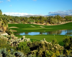 Palm Springs-Golf holiday-Desert Willow - Firecliff