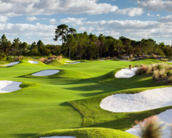 Golf Vacation Package - PGA Golf Club - Dye Course