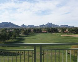 Phoenix Scottsdale- LODGING outing-Embassy Suites - Phoenix Scottsdale-Standard Suite