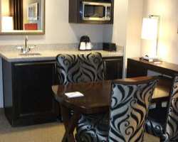 Robert Trent Jones Trail-Lodging outing-Embassy Suites Hoover-Executive Suite - 2 Bedroom