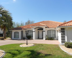 Nature Coast Golf Trail-Lodging trek-Nature Coast Executive Homes by Valk USA-3 Bedroom Executive Villa