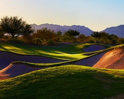 Phoenix Scottsdale- GOLF expedition-Wildfire Golf Club - Faldo Course