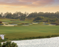 Golf Vacation Package - Barefoot Resort - Fazio Course