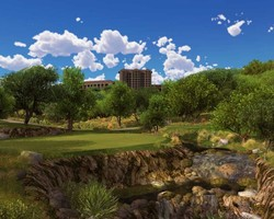 Golf Vacation Package - Omni Barton Creek Golf Resort - Fazio Foothills Course