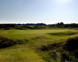 Ayrshire amp West-Golf expedition-Gailes Links Golf Course