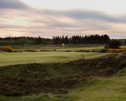 Ayrshire amp West-Golf tour-Gailes Links Golf Course
