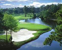 Golf Vacation Package - Golden Bear Golf Club