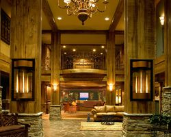 Crystal Springs- LODGING excursion-Grand Cascades Lodge-Grand Villa 5 King Beds