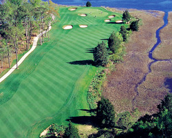 Myrtle Beach-Golf vacation-Glen Dornoch Golf Links