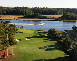 Myrtle Beach- GOLF travel-Glen Dornoch Golf Links