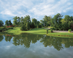 Golf Vacation Package - Golden Horseshoe Golf Club - Gold Course