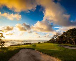 Costa Rica- GOLF expedition-Hacienda Pinilla Golf Course