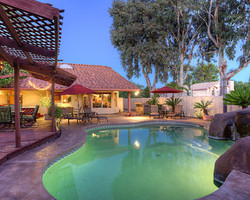 Phoenix Scottsdale- LODGING tour-The Hideaway - Scottsdale Private Home