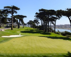 San Francisco- GOLF outing-Harding Park-Green Fee incl cart