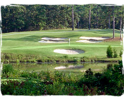 Sandhills- GOLF outing-Pinewild - Holly Course