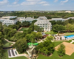 San Antonio-Lodging trip-Hyatt Regency Hill Country Resort