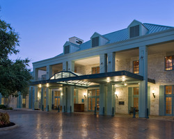 San Antonio- LODGING excursion-Hyatt Regency Hill Country Resort-Balcony King Double Room