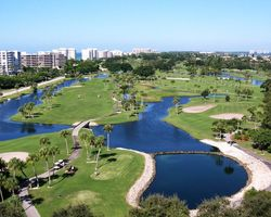 Tampa St Petersburg-Golf holiday-Longboat Key Club Resort - Harbourside Course-Daily Rate