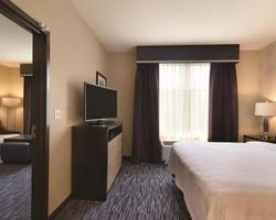 Robert Trent Jones Trail-Lodging trek-Homewood Suites-1 Bedroom Suite - Double