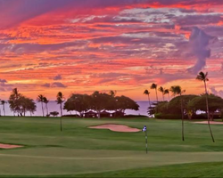 Maui-Golf trip-Kaanapali Kai South -Green Fee incl Cart