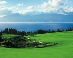 Golf Vacation Package - Kapalua Plantation Course