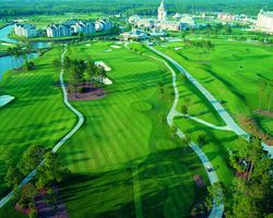 Golf Vacation Package - King & Bear at World Golf Village
