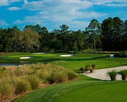 Jacksonville St Augustine-Golf trip-King Bear at World Golf Village