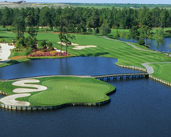 Myrtle Beach-Golf excursion-Myrtle Beach National - King s North