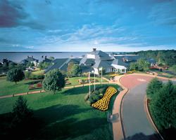 Williamsburg- LODGING tour-Kingsmill Golf Resort