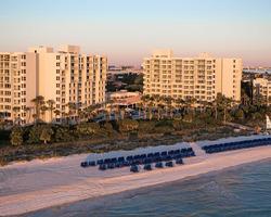 Tampa St Petersburg-Lodging outing-Longboat Key Club Resort-2 Bedroom Beach View