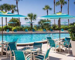 Tampa St Petersburg-Lodging weekend-Longboat Key Club Resort-2 Bedroom Beach View