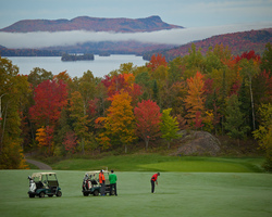 Golf Vacation Package - Le Geant Golf Tremblant