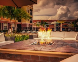 Tampa St Petersburg- LODGING outing-Emerald Greens Condo Resort at Carrollwood Country Club-2 Bedroom Villa