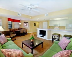 Orlando-Lodging tour-Holiday Inn Club Vacations At Orange Lake Resort-2 Bedroom Villa