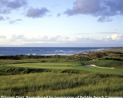 Monterey- GOLF excursion-The Links at Spanish Bay 8482