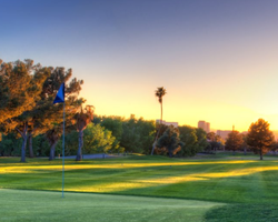 Las Vegas-Golf excursion-Las Vegas National Golf Club-Daily Rate Before 9am